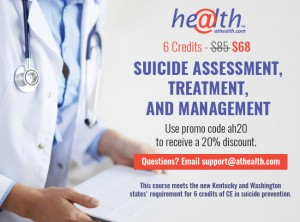CE - Suicide Assessment, Treatment and Management