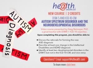 DSM_ICD Autism