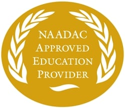 NAADAC Approved Sponsor