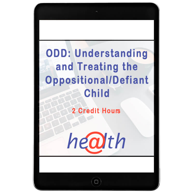 odd understanding and treating the oppositional defiant child 2